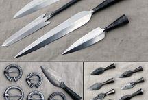 veitset ja kirveet