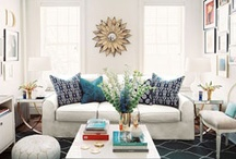 Interior Design / Some of my favorite rooms and inspirations... / by Susan LoPiccolo
