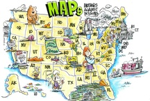 Maps / by Mark Hewett