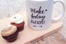 Cute mugs - Glorioussweets