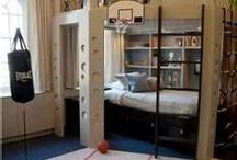 Boys Room Ideas / by Megan Cox