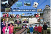 OZ00100 Margaret River Magic / 8-25 October 2014 Day 1 Melbourne/Perth (Check in TBA) Day 2 Margaret River Day 3 Margaret River Day 4 Margaret River Day 5 Margaret River  Day 6 Margaret River  Day 7 Margaret Rover/Perth