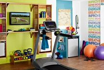 Home Gyms / Get fit with a home gym in your loft conversion! Our board is full of inspirational decorating ideas.