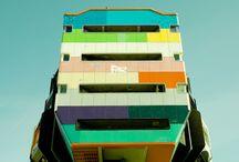 Architecture en couleur