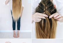 Dirty hair styles