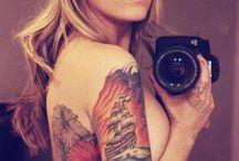 Photography~Self-Portraits