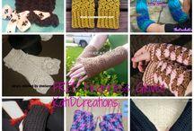 Gloves, Wristies, Leg Warmers