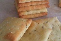 biscuits apéro