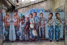 World of Urban Art : FINTAN MAGEE  [Australia]
