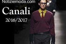 Canali uomo / Canali collezione e catalogo primavera estate e autunno inverno abiti abbigliamento accessori scarpe borse sfilata uomo.