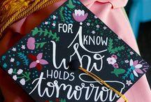 Courtney's graduation