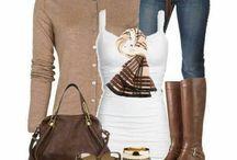 Fall wardrobe :)