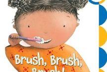Dental/ teeth books for kids
