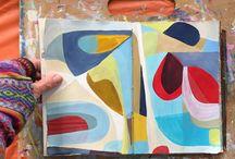 Marion Griese Sketchbook