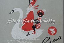 Swan zakdoeken doosjes / Kleine collectie uit mij verzameling en gepinde Swan zakdoeken doosjes / advertenties