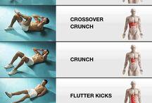 Gimnasia / Especial para aquellos que desean hacer ejercicio en su hogar, para mejorar las posturas y evitar las lesiones