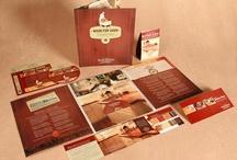 brochure Graphic Design / Graphic Design Brochure - Print template design
