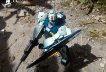 Gundam Photography / The art of photographing, figure, gesture and character gunpla
