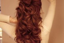 red hair / red hair, if I'm ever so brave / by anna | farfromtheweddingcrowd