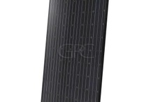 Solar Modules | LG / High quality module with a black anodized screwed frame and black backsheet.