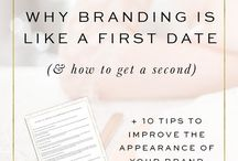 Brand Tips / Branding, logo, marketing materials, marketing tools, brand identity, brand style guide, secondary logos, how to brand your business, rebranding, target market, design your own brand