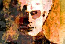Andy Warhole Pop Art Canvas