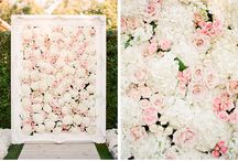 It's all in the details / Misc wedding details in decor and flowers
