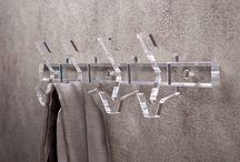 L - coat hanger