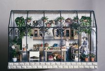 Dollhouse garden and outdoor - Other artisans