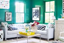 [Decor] Bold color is beautiful