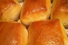 bread and rolls / by Carol Goff