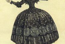 XIX-wieczny bal kostiumowy