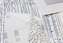 Oh Christmas Tree / Holiday cards boasting pine perfection. / by Crane & Co.