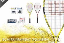 Squash / Comanda rachete de squash Wilson, Head si Dunlop de la teniSShop.ro. In oferta noastra gasesti mingi squash pentru orice nivel, pantofi squash si alte accesorii.