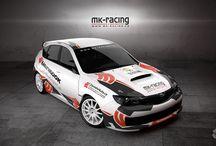 MK Racing (Subaru Impreza WRX STi) / Showcar - 2014.