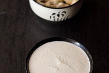 Vegan dairy / Vegan butter, cheese, milk / by Valentina Ritter