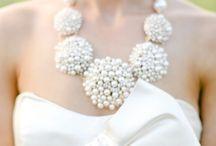 White weddings / by Wedding Wonderland