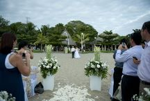 Bali Weddings / Combine your honeymoon and create a holiday atmosphere for your wedding by having it in Bali
