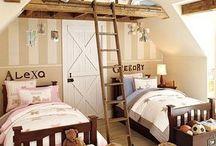 Mixed Bedroom Ideas