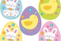 Výzdoba mš - Velikonoce