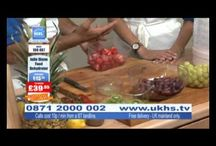 UKHS.tv TV Show - Sky TV / Watch our show for great prices on DIY, home & garden product.  Sky Channel 643  UKHS.tv for products you've always wanted and some you never even knew you needed.