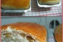 pão adocicado
