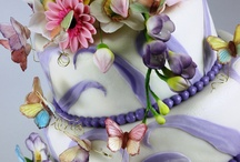 Pretty Cakes and Cupcakes
