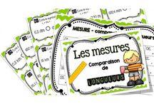 Math mesure