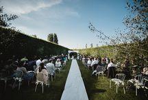 Matrimonio in Villa / Cerimonia nel giardino segreto ed allestimenti di un giorno perfetto...
