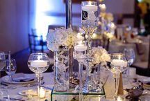 Asztal dekor