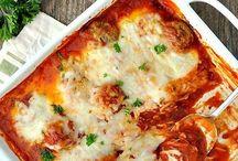 Recipes- Pasta