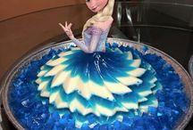 gelatinas y pasteles