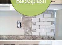 back splash