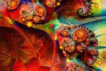 Fractals / fractals / by Gary Zajac